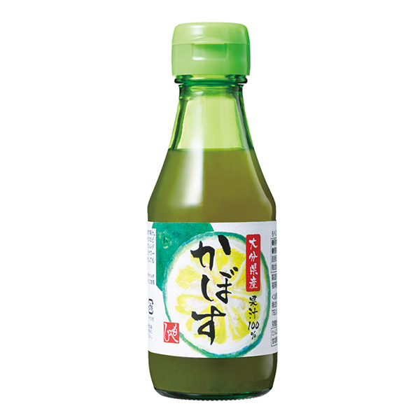 もへじ かぼす果汁100%